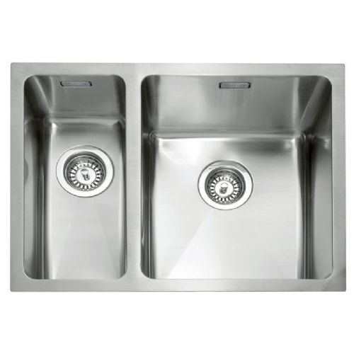 Caple Mode 150 Stainless Steel Inset or Undermount Sink